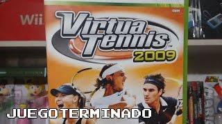 Virtua Tennis 2009 Gameplay