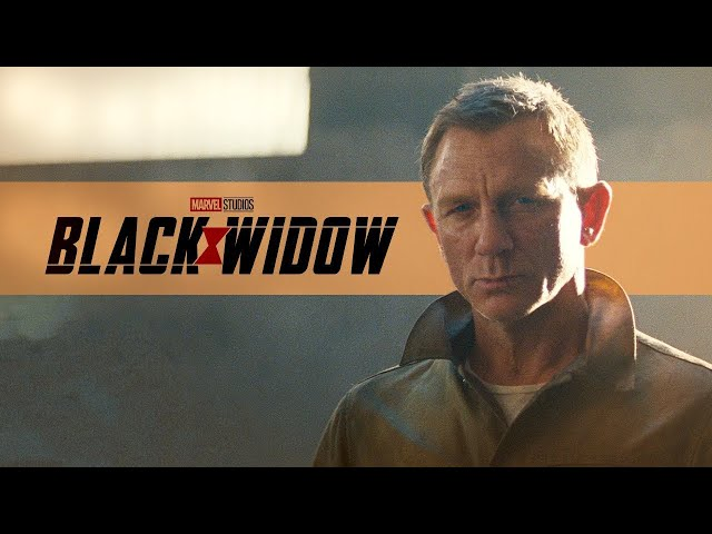 007: No Time To Die - (Black Widow Style)