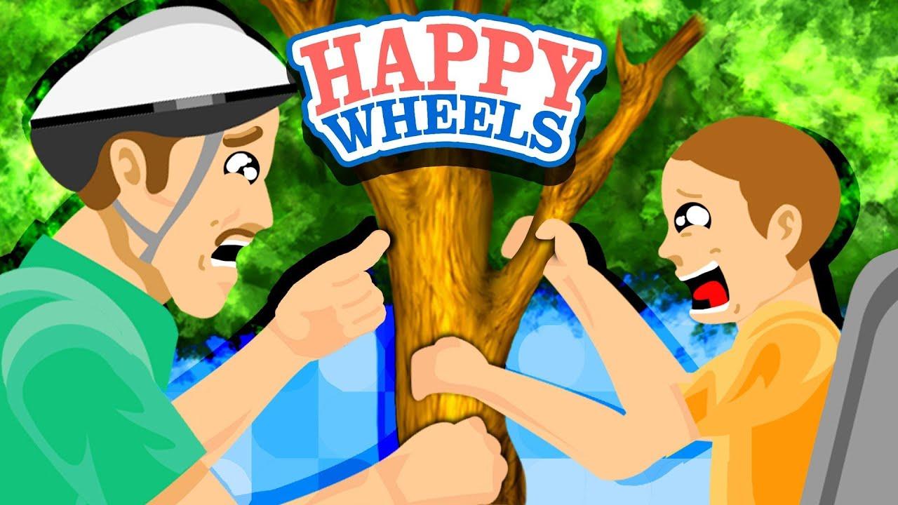 Happy wheels - Happy Wheels 40