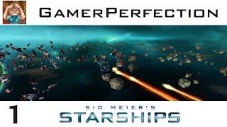 Sid Meier's Starships [Let's Play Episode 1] Brand NEW Turn-Based Strategy Game Steam