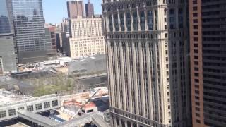 Квартиры в Манхэттене  Крыша с видом на Статую Свободы