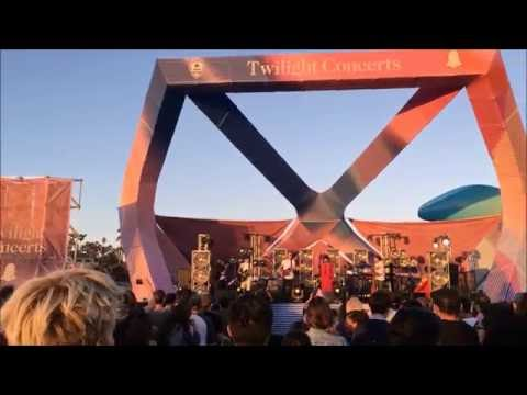 Steady Holiday - Live at Santa Monica Pier 9/1/2016