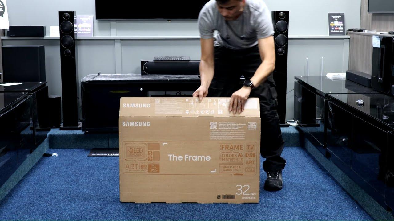 Samsung The Frame 2020 32\