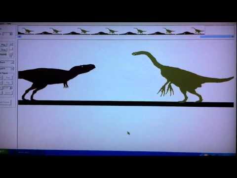 zhuchengtyrannus vs therizinosaurs
