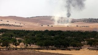Turkey wages fight against ISIS in Syria