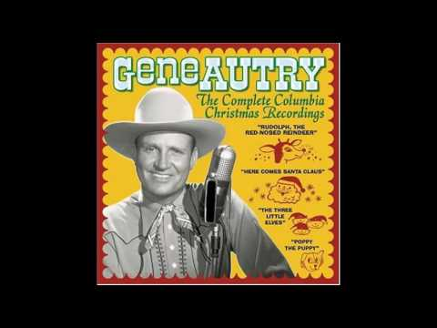 Gene Autry -  Up On The House Top