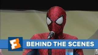 The Amazing Spider-Man 2 - Becoming Peter Parker | Behind the Scenes | FandangoMovies