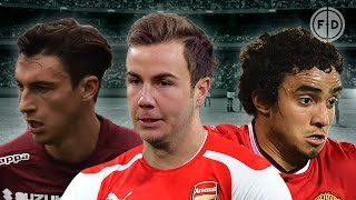 Transfer Talk | Mario Götze to Arsenal for £49 million?