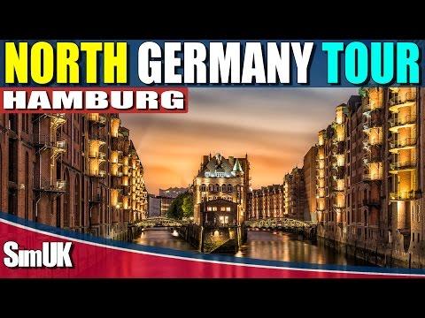 Fernbus the North Germany Tour - Bremen to Hamburg