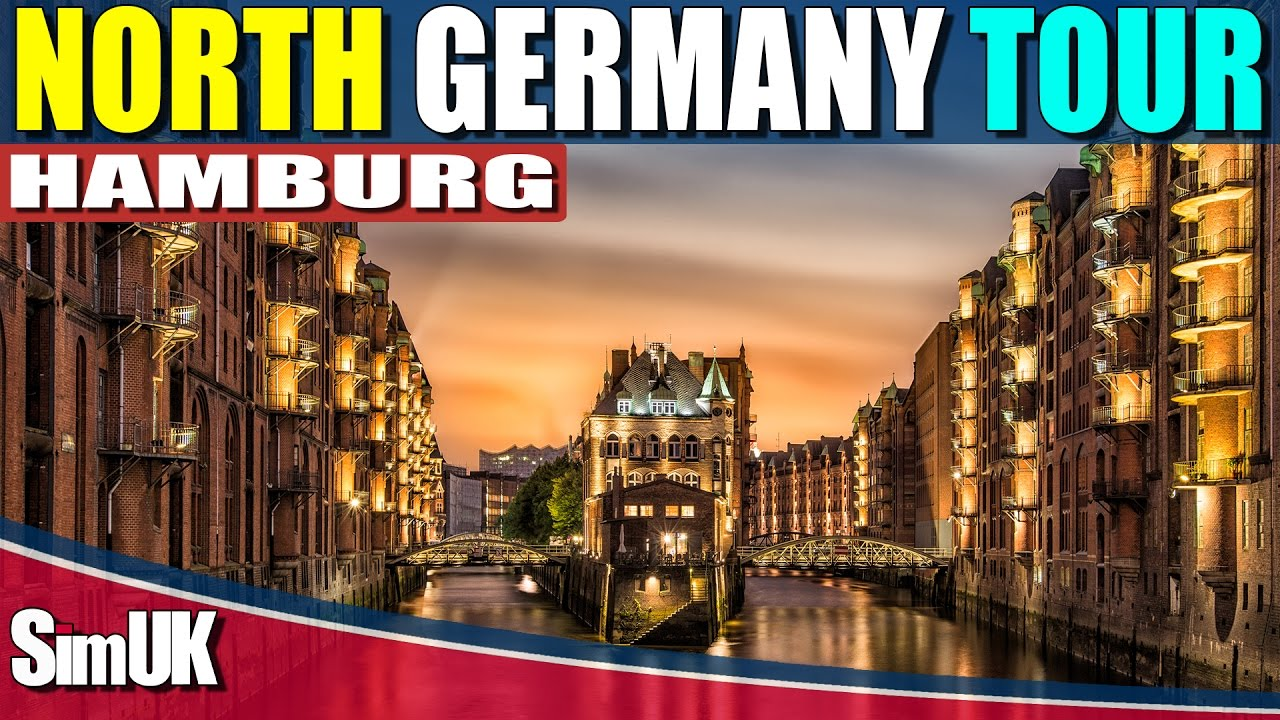 Northe Hamburg fernbus the germany tour bremen to hamburg