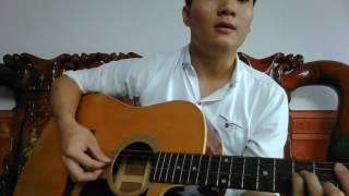 Khắc họa tương tư (Ưng Hoàng Phúc) Cover - Guitar Tn