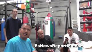 mr 10 inch wants to return to oxnard  - esnews boxing