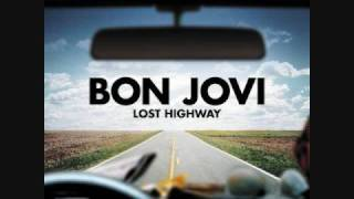 LOST HIGHWAY-BON  JOVI-CD QUALITY