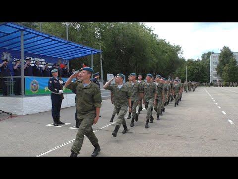 Новый командующий 31-ой ОДШБ