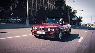 НАШЕЛ ЕЕ! BMW E30 1984 кабрик в ИДЕАЛЬНОМ состоянии!