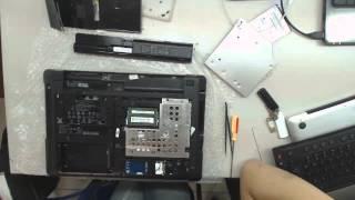 Thay ổ cứng HP PROBOOK 4410S