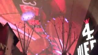 Light Show in Las Vegas
