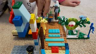 Lego Roblox disco obey| MOC