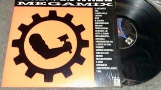 Techno Industrial Megamix Vol 1 Lado B FULL HD