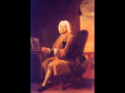 G.F. HANDEL - Royal Fireworks Music - The English Concert - Trevor Pinnock.