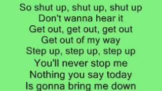 Shut Up By Simple Plan Lyrics