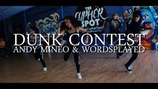 Andy Mineo & Wordsplayed - Dunk Contest Dance Class Video