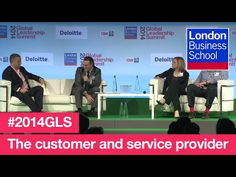 The changing dynamic of the customer and service provider relationship | London Business School