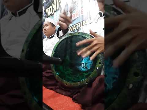 Darbuka Master Sholawat Ilahi Nas Aluk