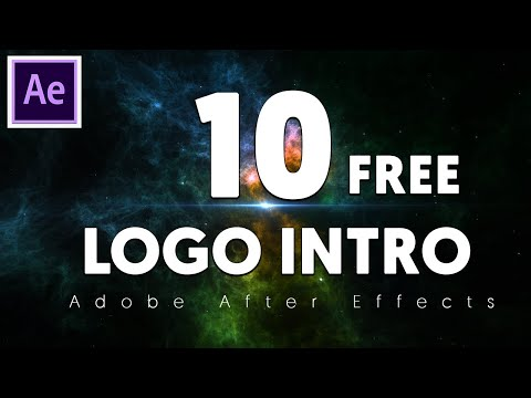 10 Free Logo Intro For Adobe After Effects Templates