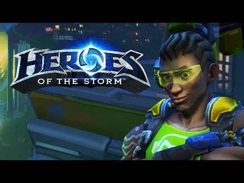 Heroes of the Storm - Siema LUCIO