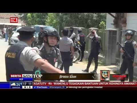 Densus 88 Geledah Rumah Terduga Teroris yang Akan Beraksi di Cirebon
