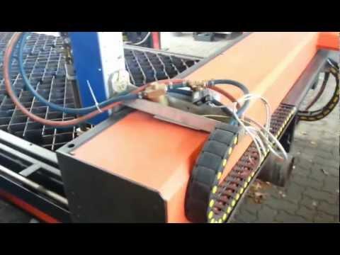 CR Electronic Plasmaschneidmaschine Europa mit Plasmaquelle