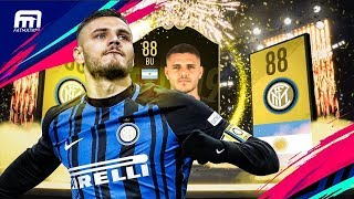 FIFA19 | PLAYER REVIEW - IF MAURO ICARDI (88) ! ULTIMATE TEAM