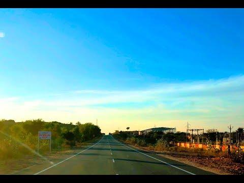 Pilani to Bikaner Rajasthan by Road Via Sikar Salasar Balaji Highway Experience,