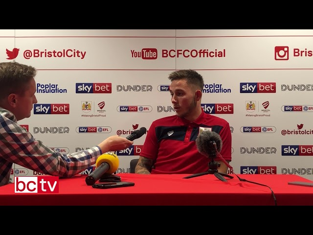 Press conference: Josh Brownhill pre-Swansea City (A)