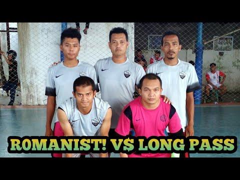 Romanisti Tamiang Vs Long Pass FC