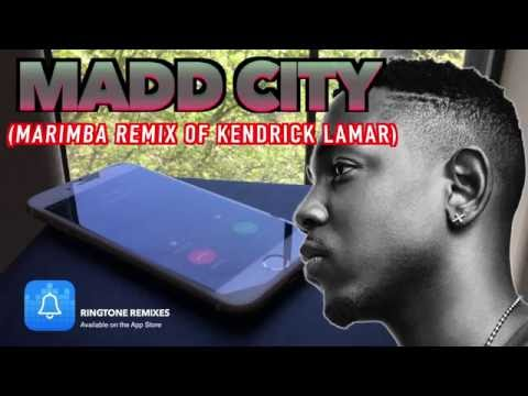 Kendrick Lamar - Madd City (Marimba Ringtone Remix) DOWNLOAD LINK IN DESCRIPTION