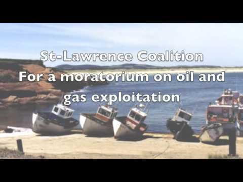 Coalition for a Moratorium on Oil and Gas Exploration in the Gulf of St Lawerence
