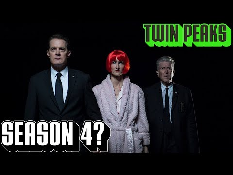 Twin Peaks Season 4  Will There Be One?  David Lynch Kyle MacLachlan Laura Dern Weigh In