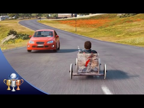 Just Cause 3 Soap Box Car Location ► Endless Runner Feat for Feat Fetish Trophy & Achievement