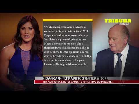 Skandal seksual në futboll - News, Lajme - Vizion Plus