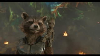 Стражи Галактики 2 / Guardians of the Galaxy 2 (2017) Дублированный ролик с суперкубка
