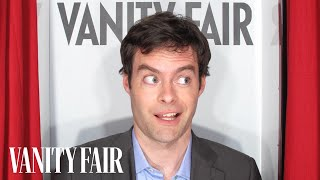"Bill Hader on ""SNL"" and Not Being Funny - @VFHollywood"