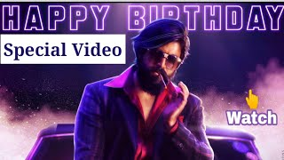 Yash | 10 Years Film Journey | Official Tribute Video | Raw King Star Yash | The Boss | #Exclusive