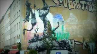 Tour de arte urbano @ Berlín, Alemania.