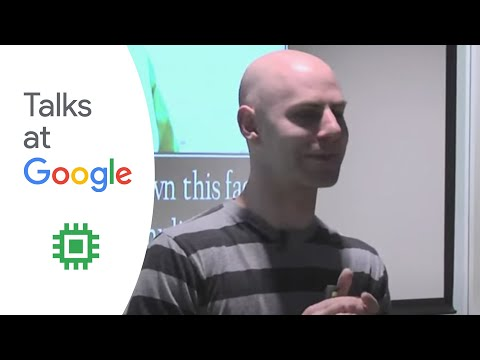 "Adam Grant: ""Give and Take"" 