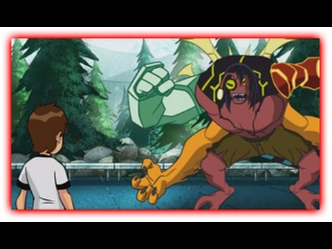 Ben 10 - The Alien Device - Ben 10 Games