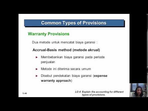 chapter 13-  Current Liabilities and Contingencies