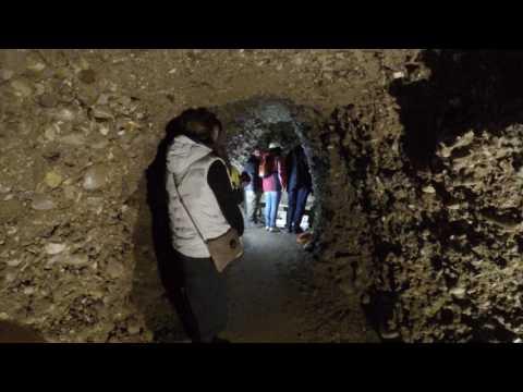Bosnian Pyramid tunnel Ravne FULL exploration 1.5.2017