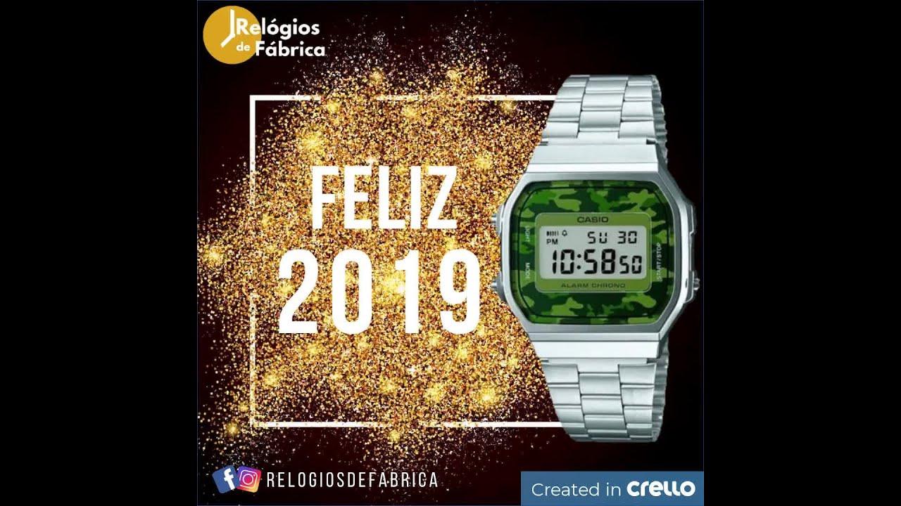 deabeba7bdd RELÓGIO CASIO VINTAGE UNISSEX CAMUFLADO A168WEC-3DF - Relógios de ...